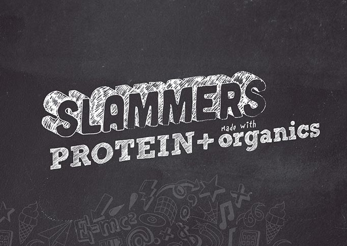 Go Gourmet Slammers - Brand Identity and Packaging Design