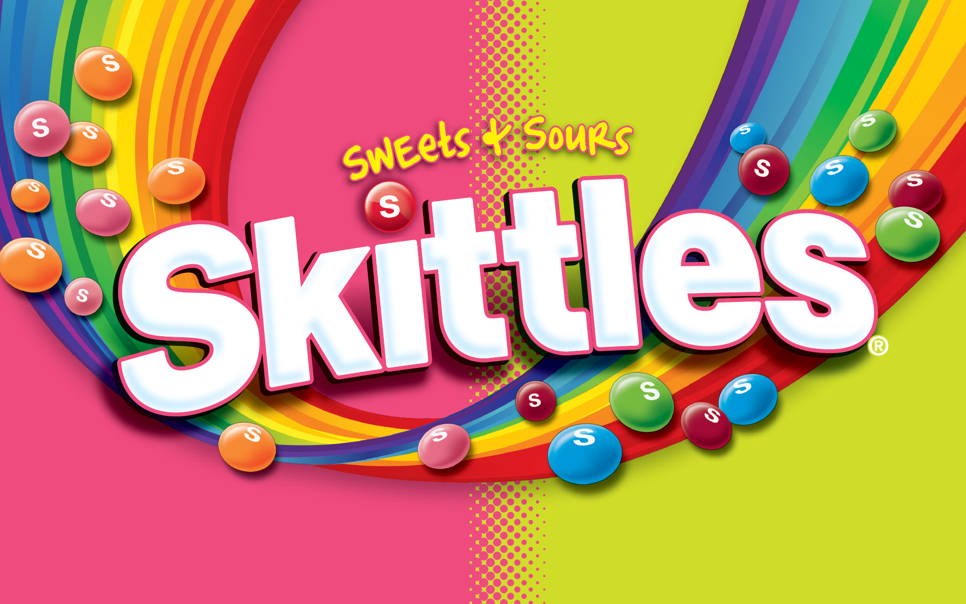 Wrigley Sweets and Sours - Brand Identity