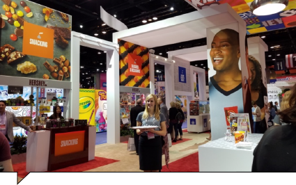 SIX EXCITING TRENDS IN CONFECTIONERY AND SNACK PACKAGING FOR 2018