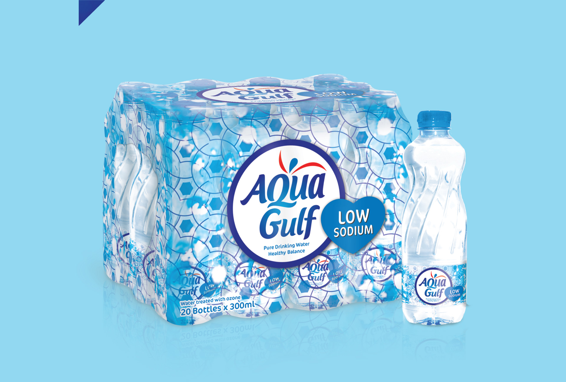 AquaGulf - Brand Packaging Design