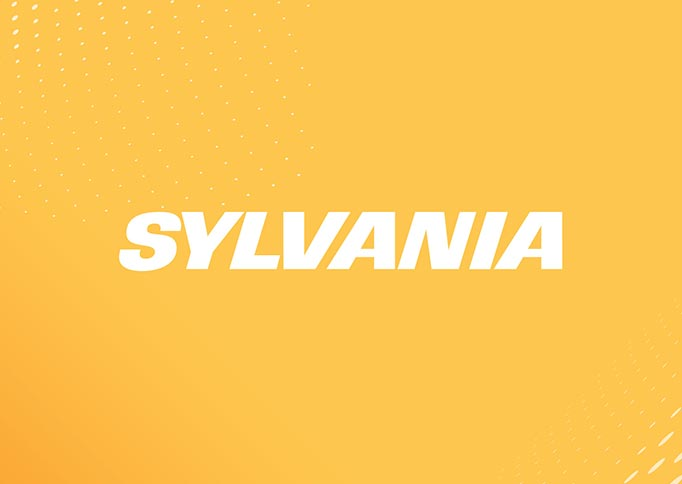 Sylvania - packaging design, structural design, comp and mock-up