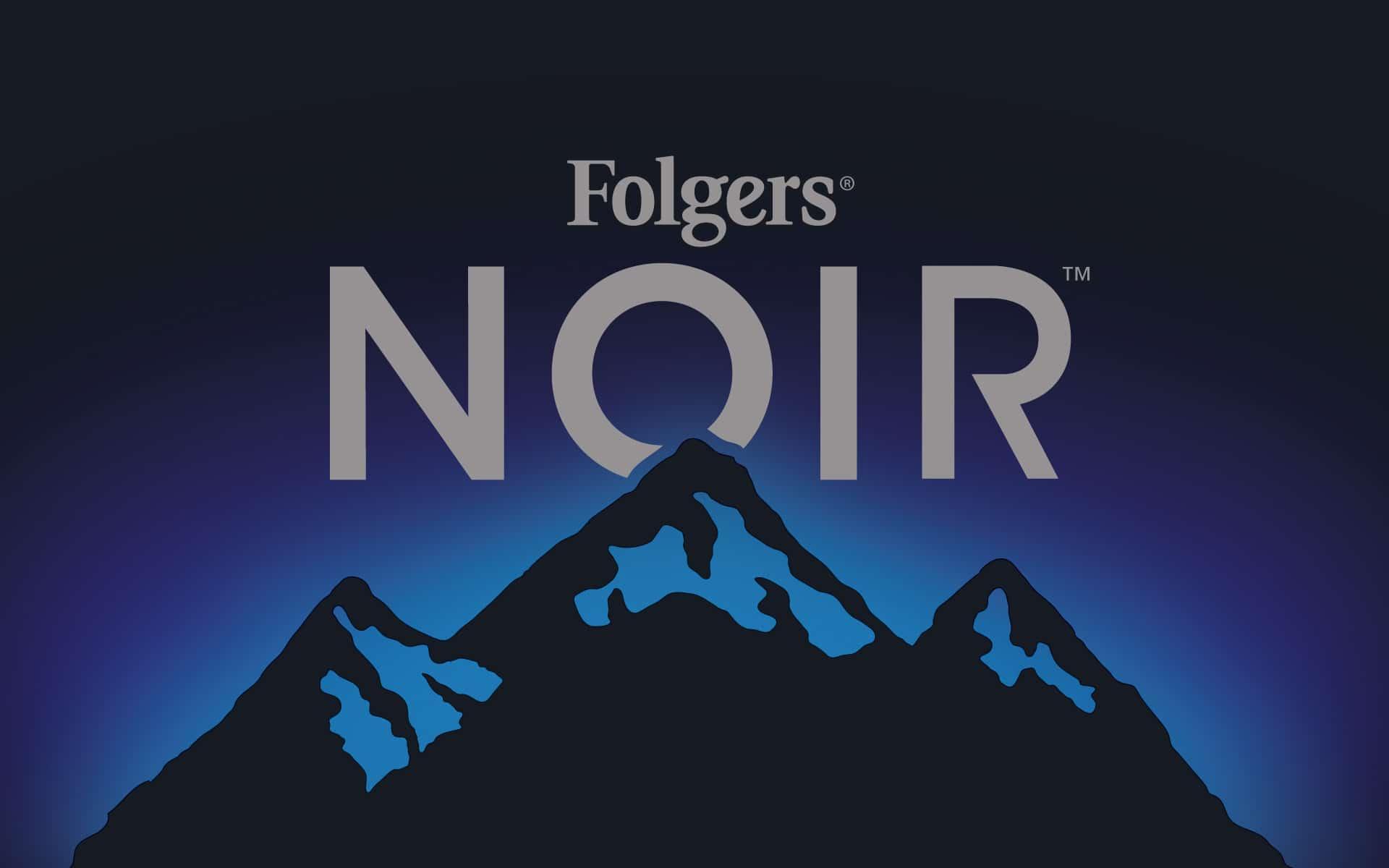 Folgers Noir -Brand Identity