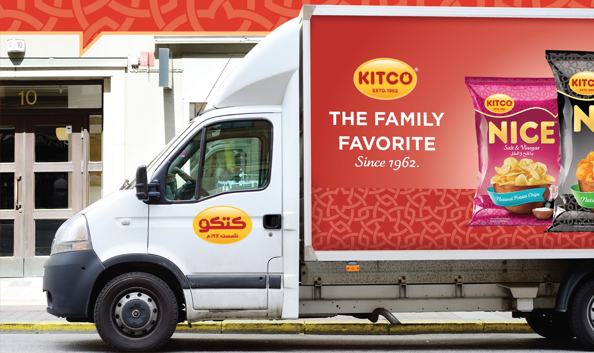 Kitco Nice - Brand Activation