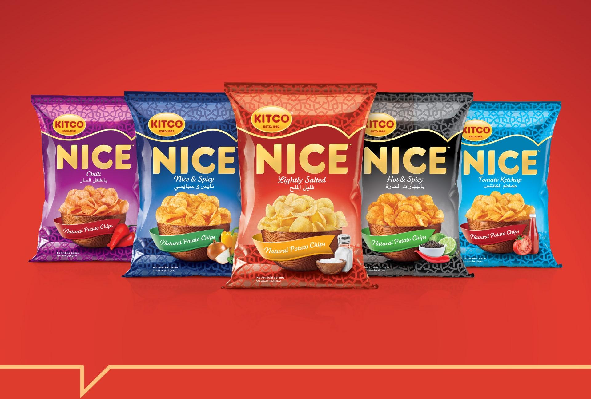 Kitco Nice - Brand Packaging Design