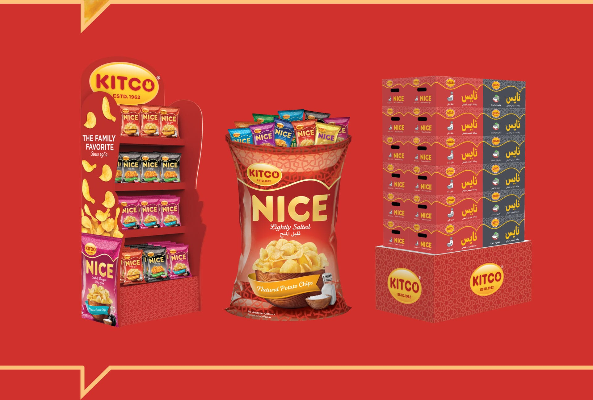 Kitco Masterbrand - Point of Sale Merchandising