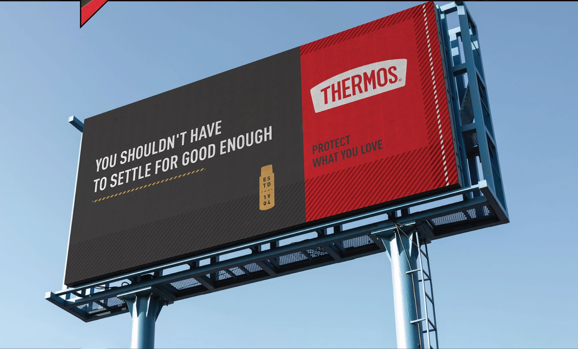 Thermos - Marketing Activation