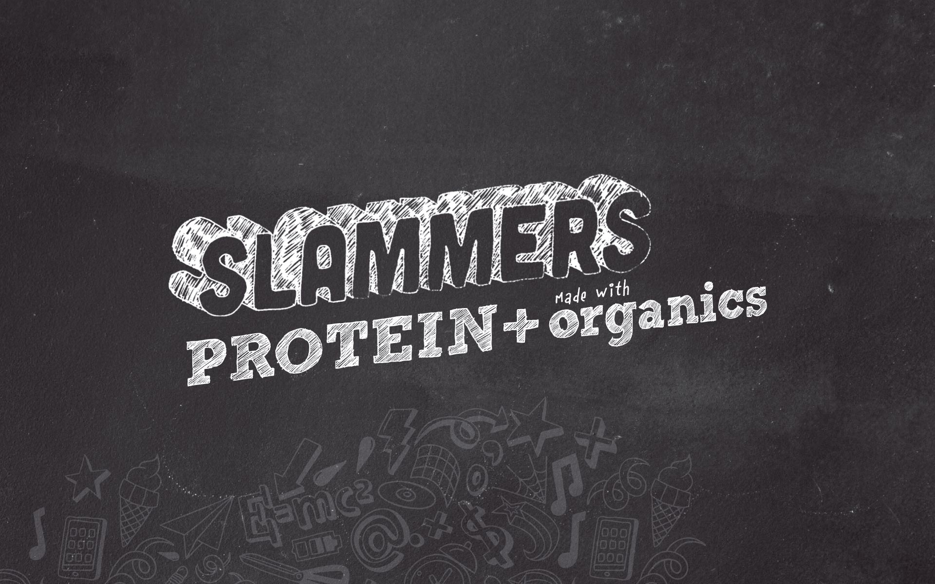 Slammers - Brand Identity