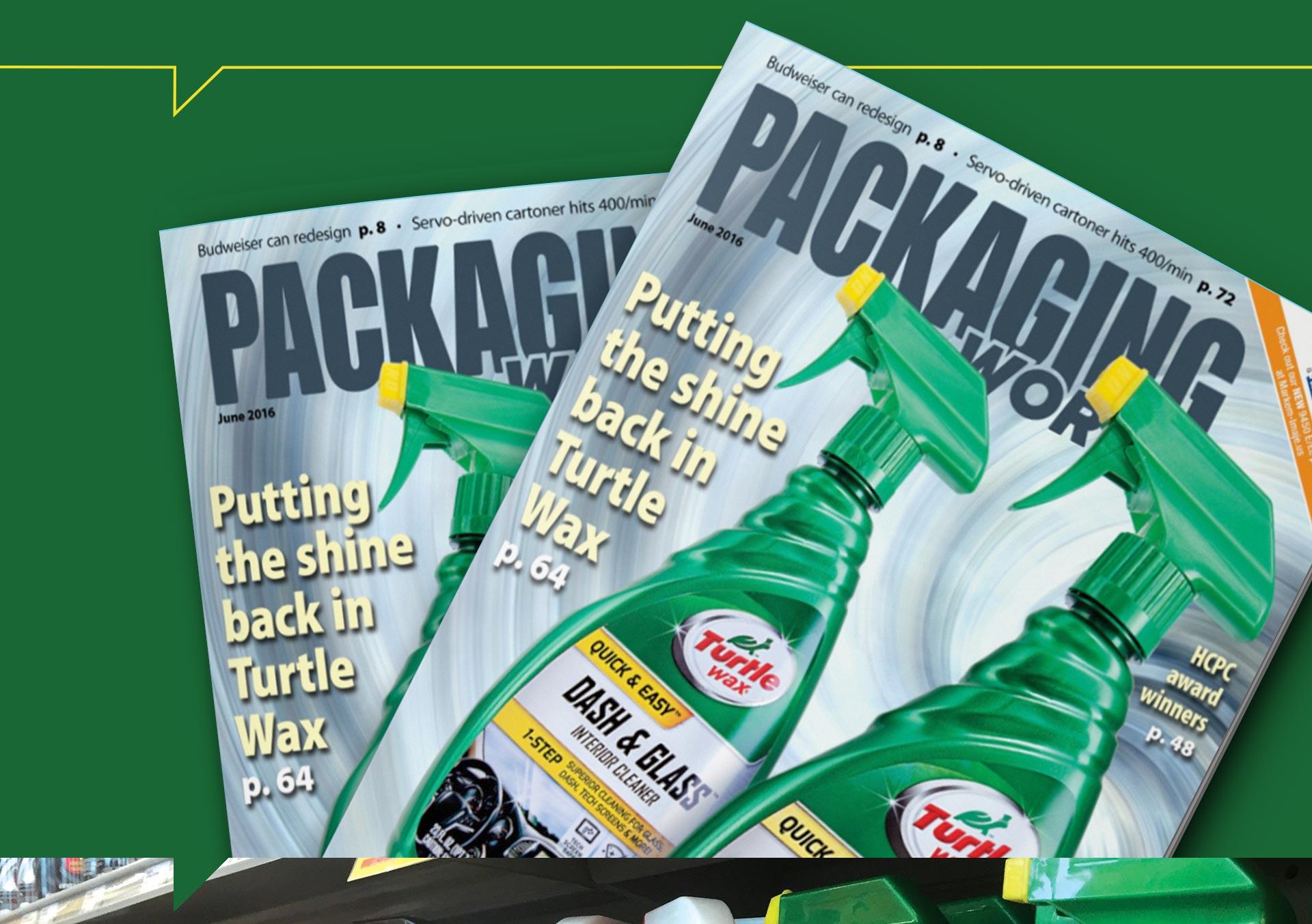 Turtle Wax - Brand Activation - Magazine