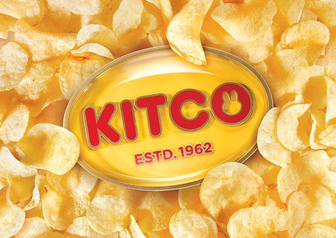 KITCO - brand identity, packaging design, design implementation, comp and mock-up