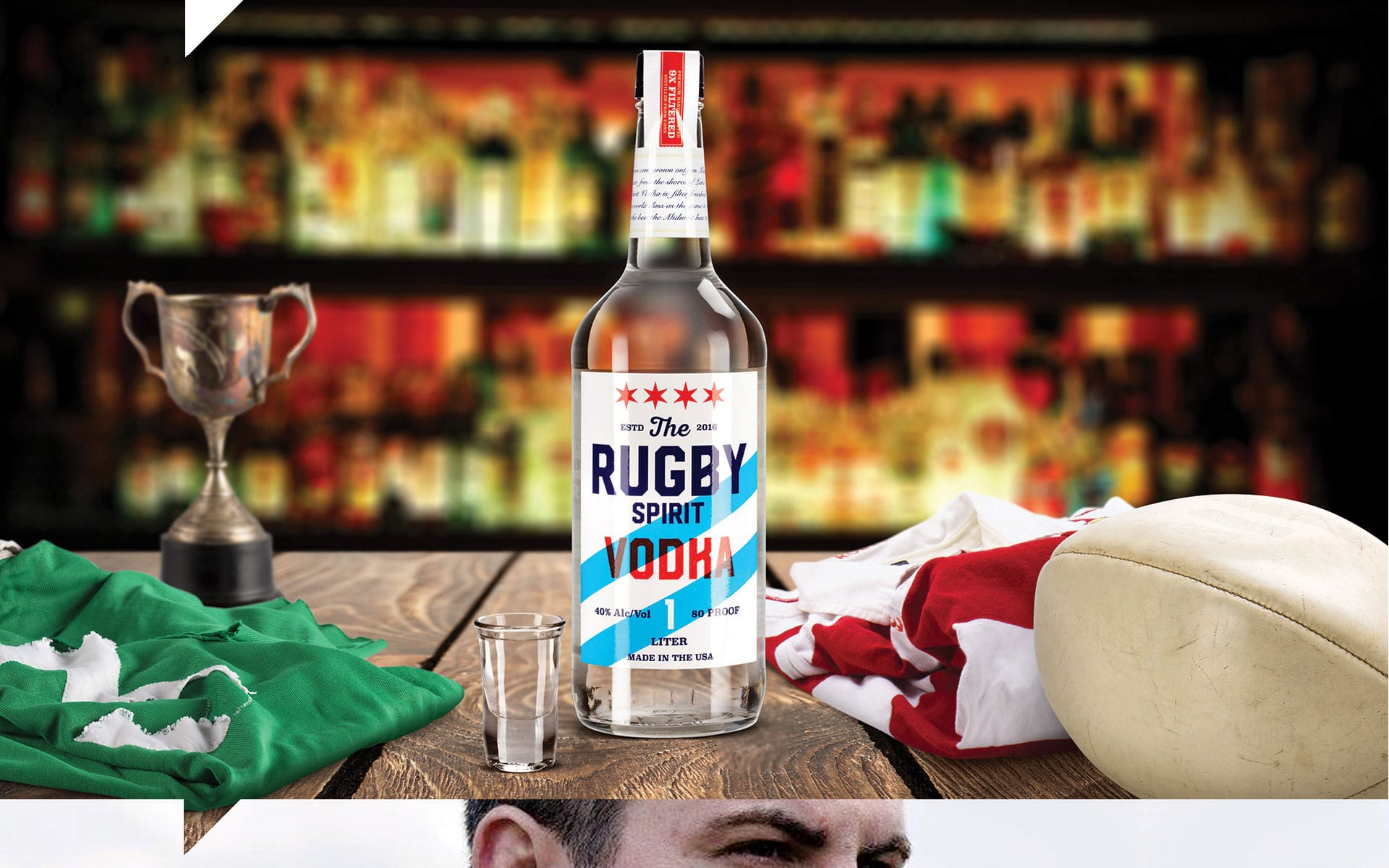 Rugby Spirit - Packaging Designs
