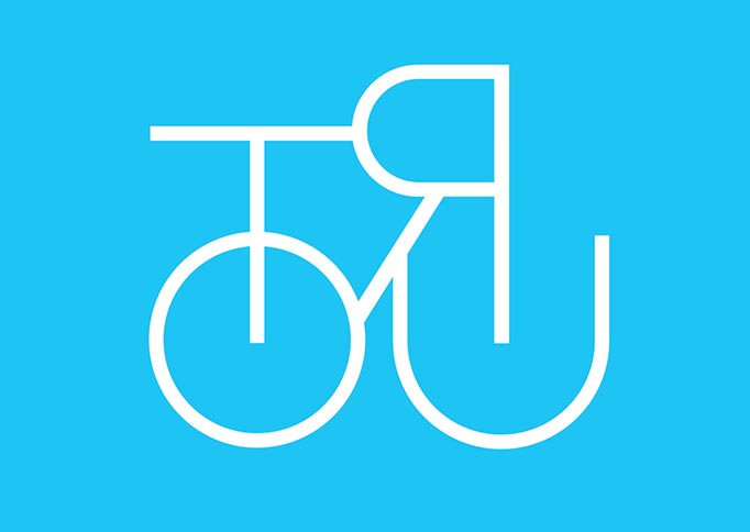 Tour Cycle Studios - Brand Identity