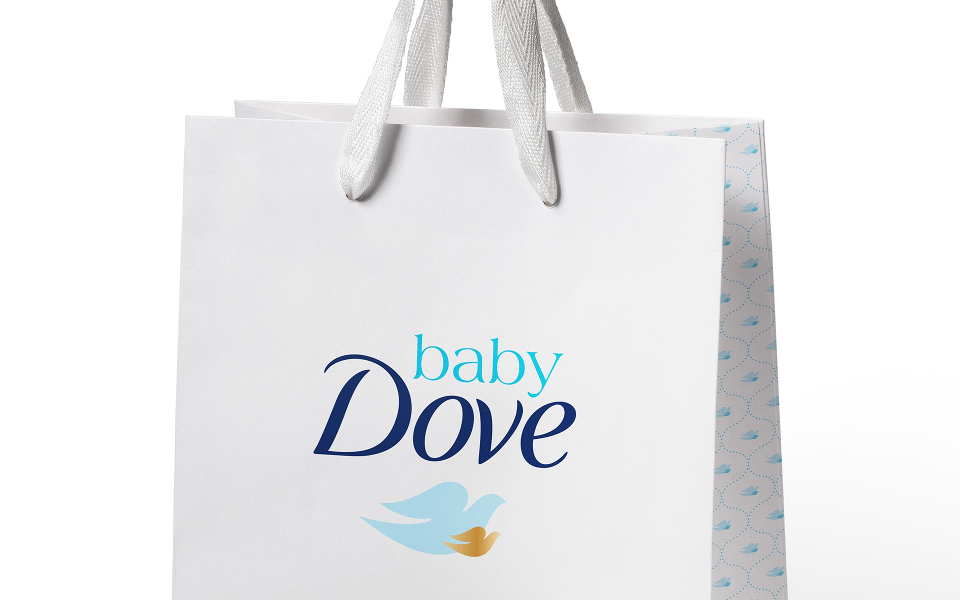 Baby Dove - Marketing Materials - Retail Bag