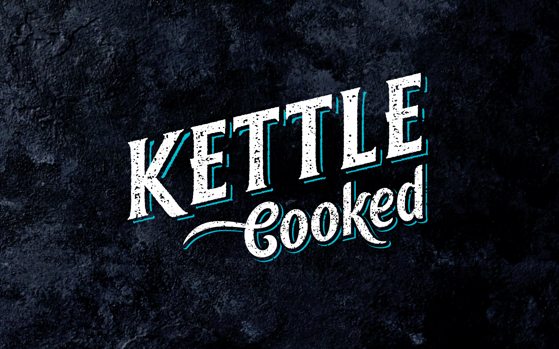 Kettle Cooked - Brand Identity