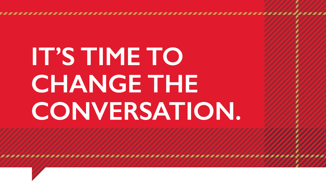 Contact Us - It's Time To Change The Conversation