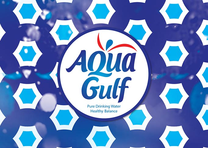 Aqua Gulf - Brand Strategy, Brand Identity, Packaging Design, Design Implmentation, Comp and Mock-Up