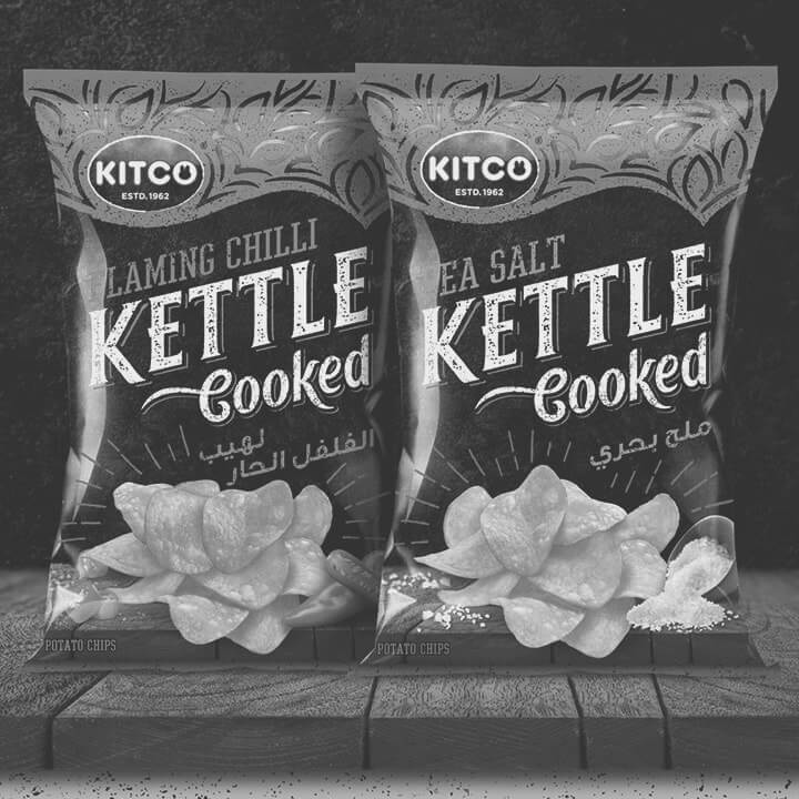 Kettle Cooked - Case Study