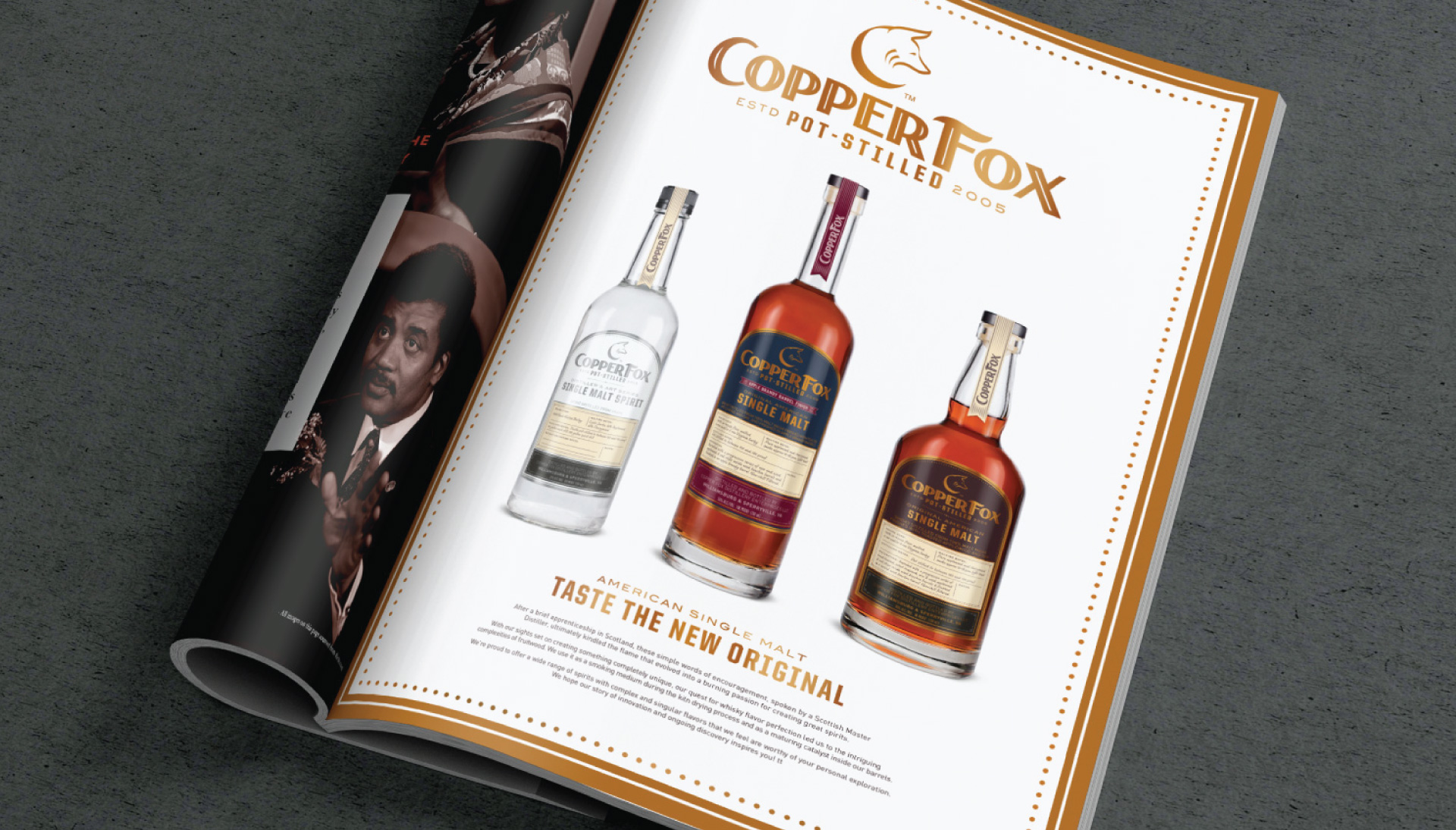 Copper Fox - Marketing Collateral