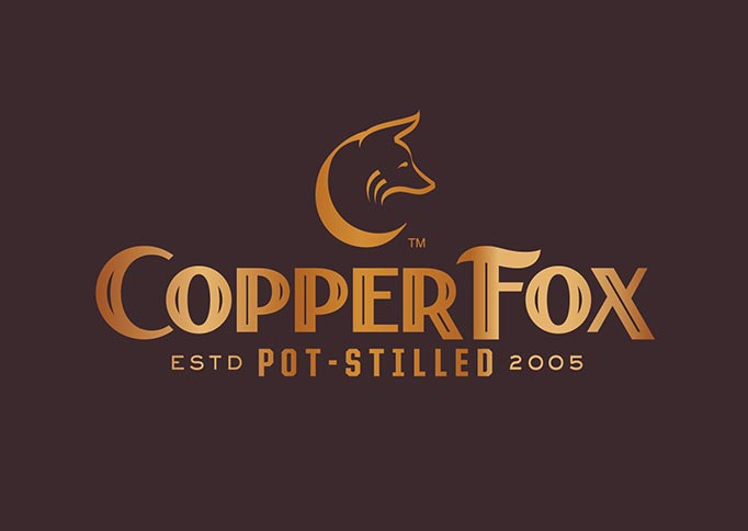 Copper Fox - Brand Strategy, Brand Identity, Packaging Design, Design Implementation, Comp & Mock-Up