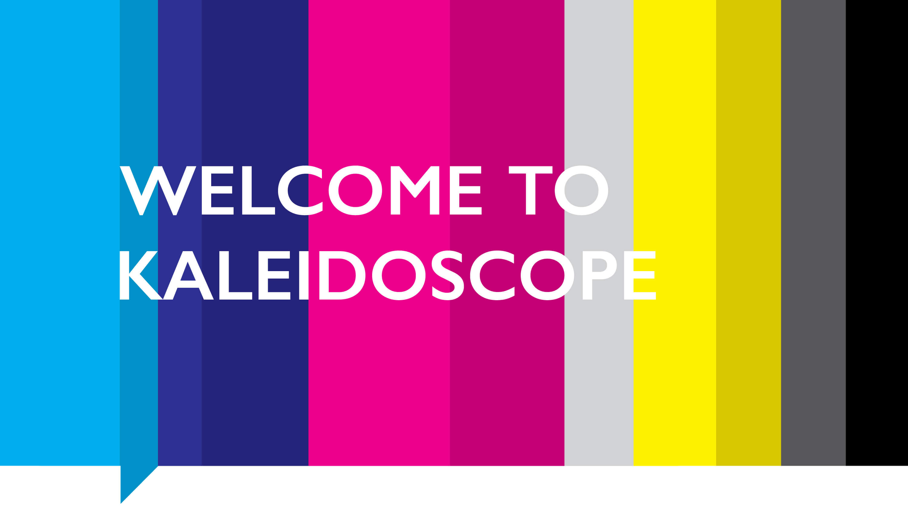 Home - Welcome to Kaleidoscope