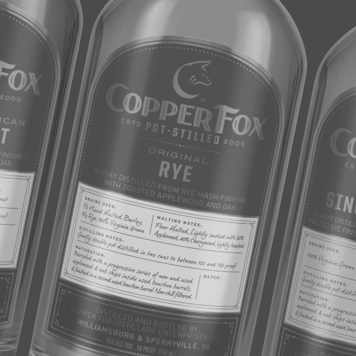 Copper Fox - Case Study