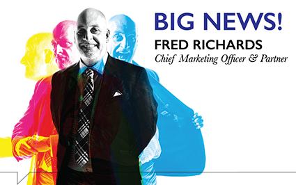 Kaleidoscope Promotes Fred Richards to Chief Marketing Officer & Partner