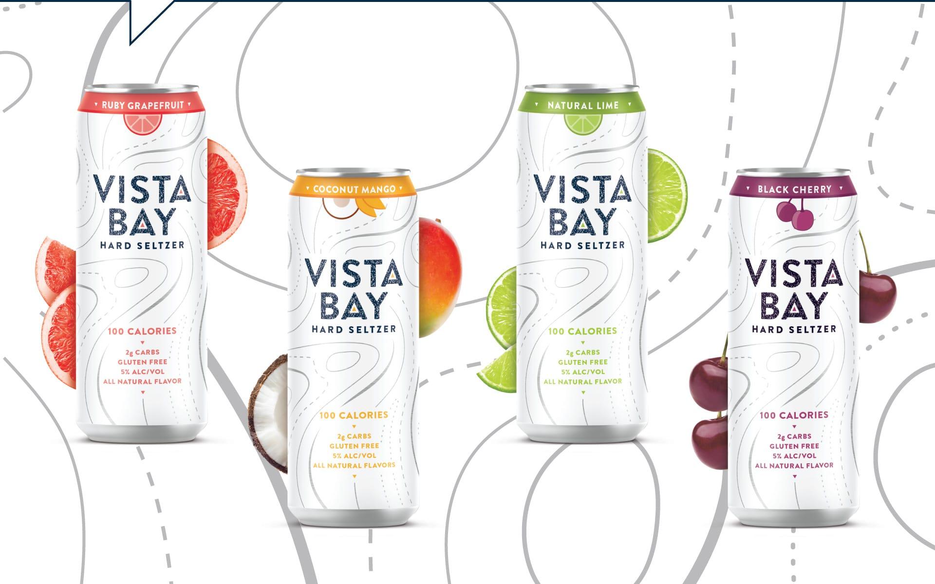 Vista Bay - Packaging Portfolio Design
