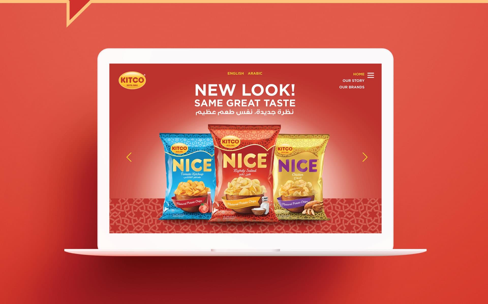 Kitco Masterbrand - Website