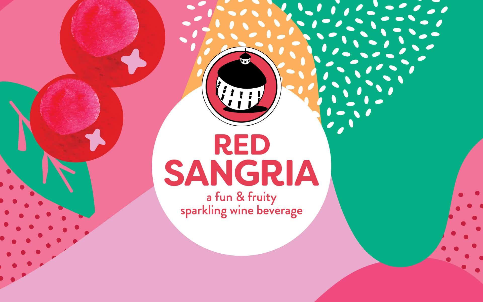 Round Barn Sangria - Brand Identity
