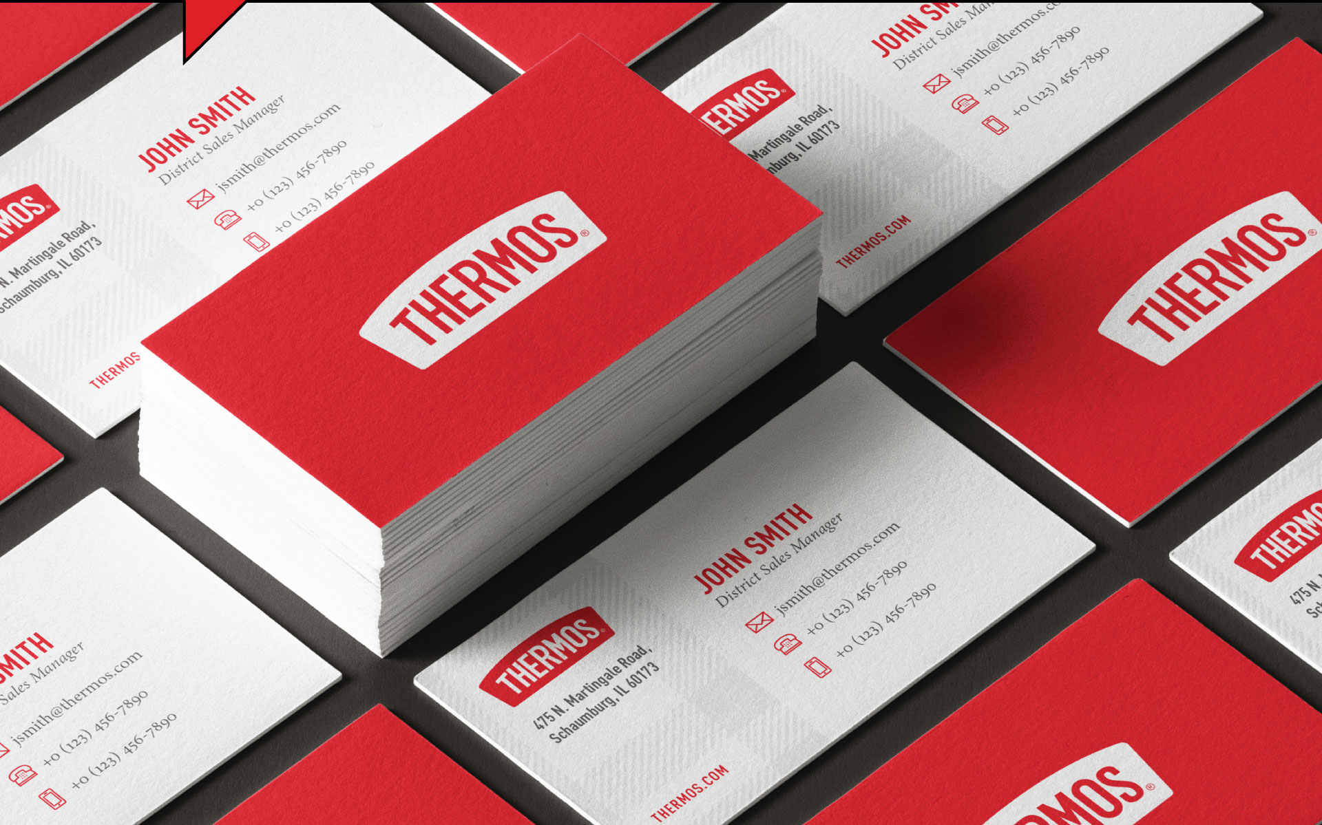 Thermos - Business Cards