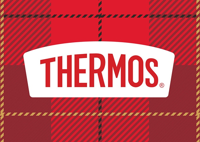 Thermos - brand strategy, brand identity, packaging design, packaging comp and mock-up