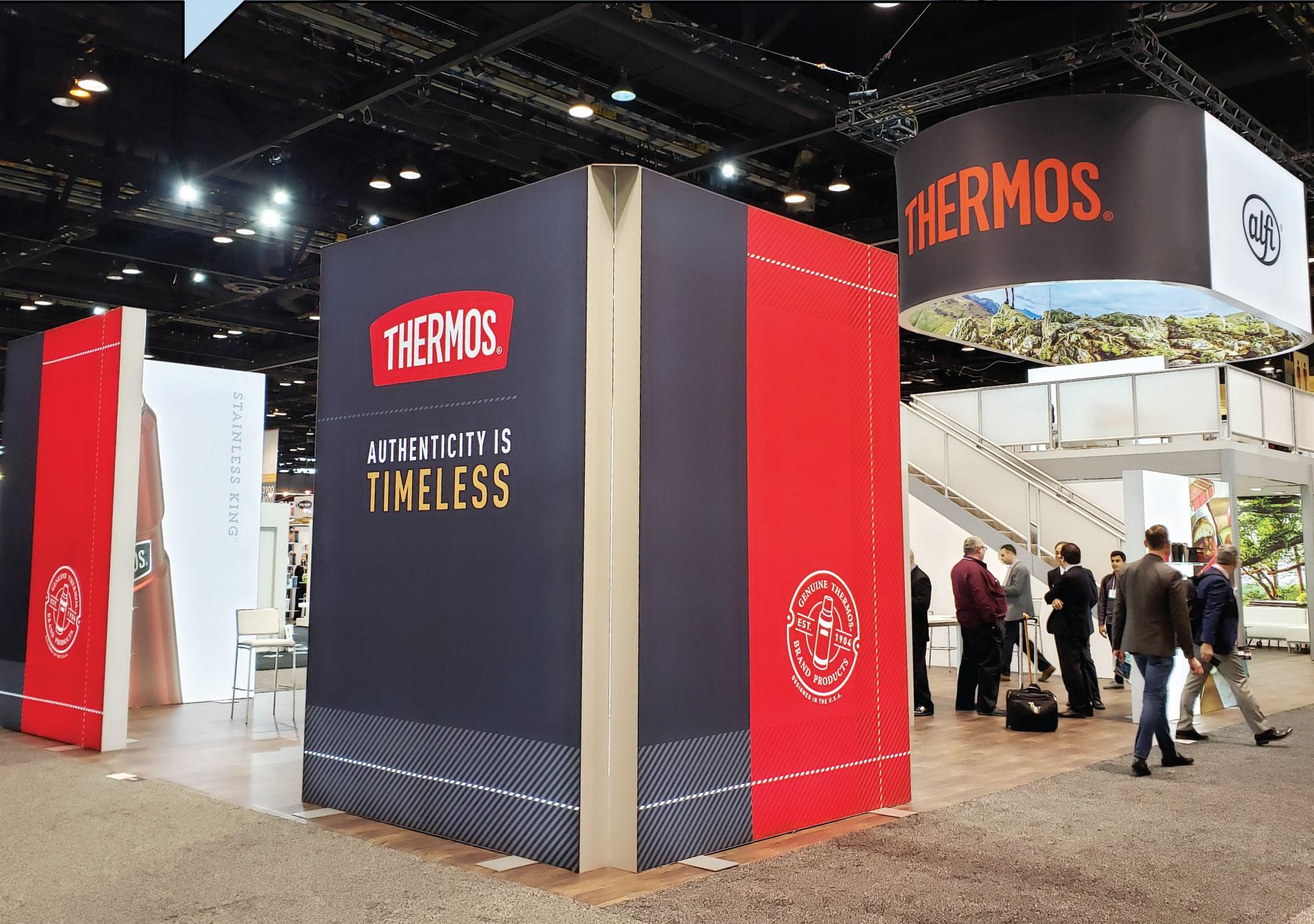 Thermos - Tradeshow