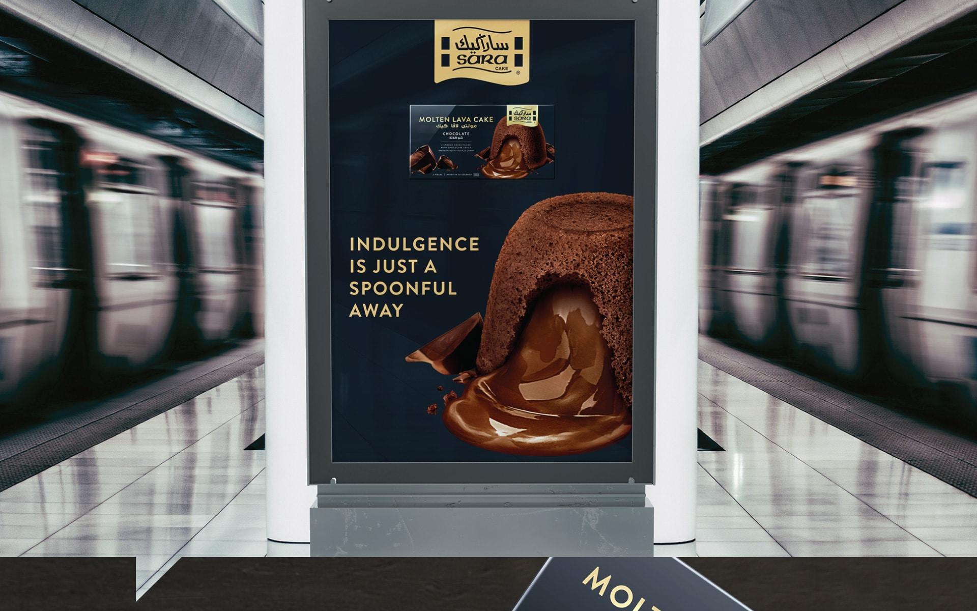 Sara Cake - Brand Activation