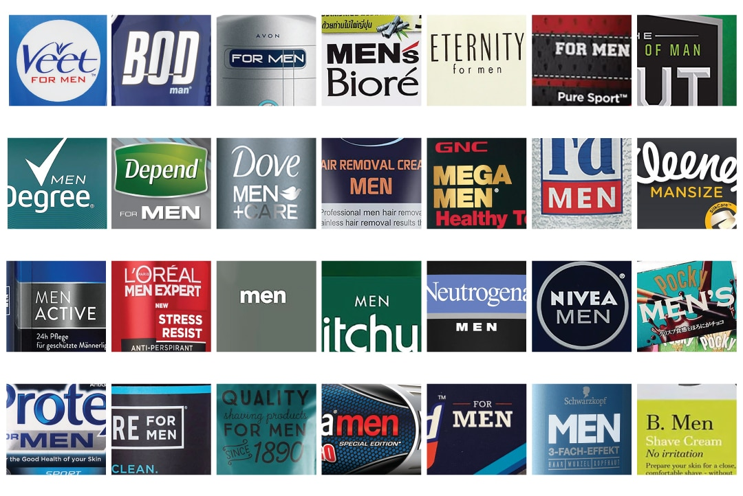 Branding Initiatives For Men