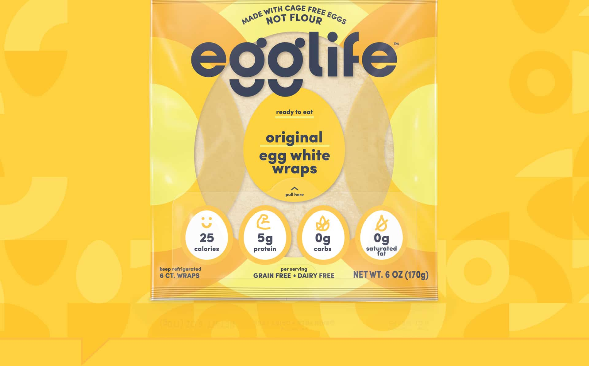 Egglife - Brand Packaging Design