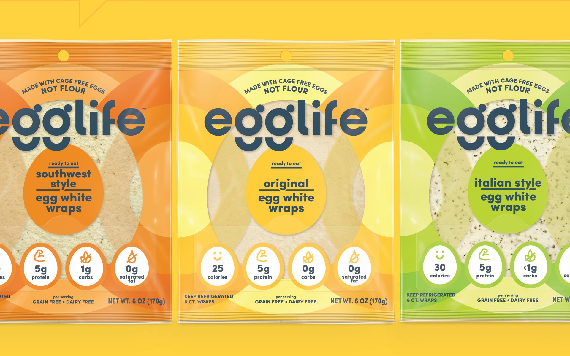 Egglife - Packaging Design Portfolio