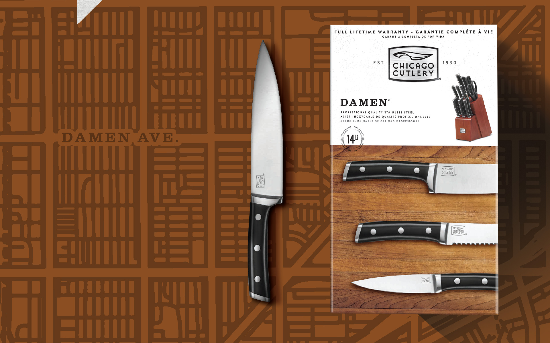 Chicago Cutlery - Product