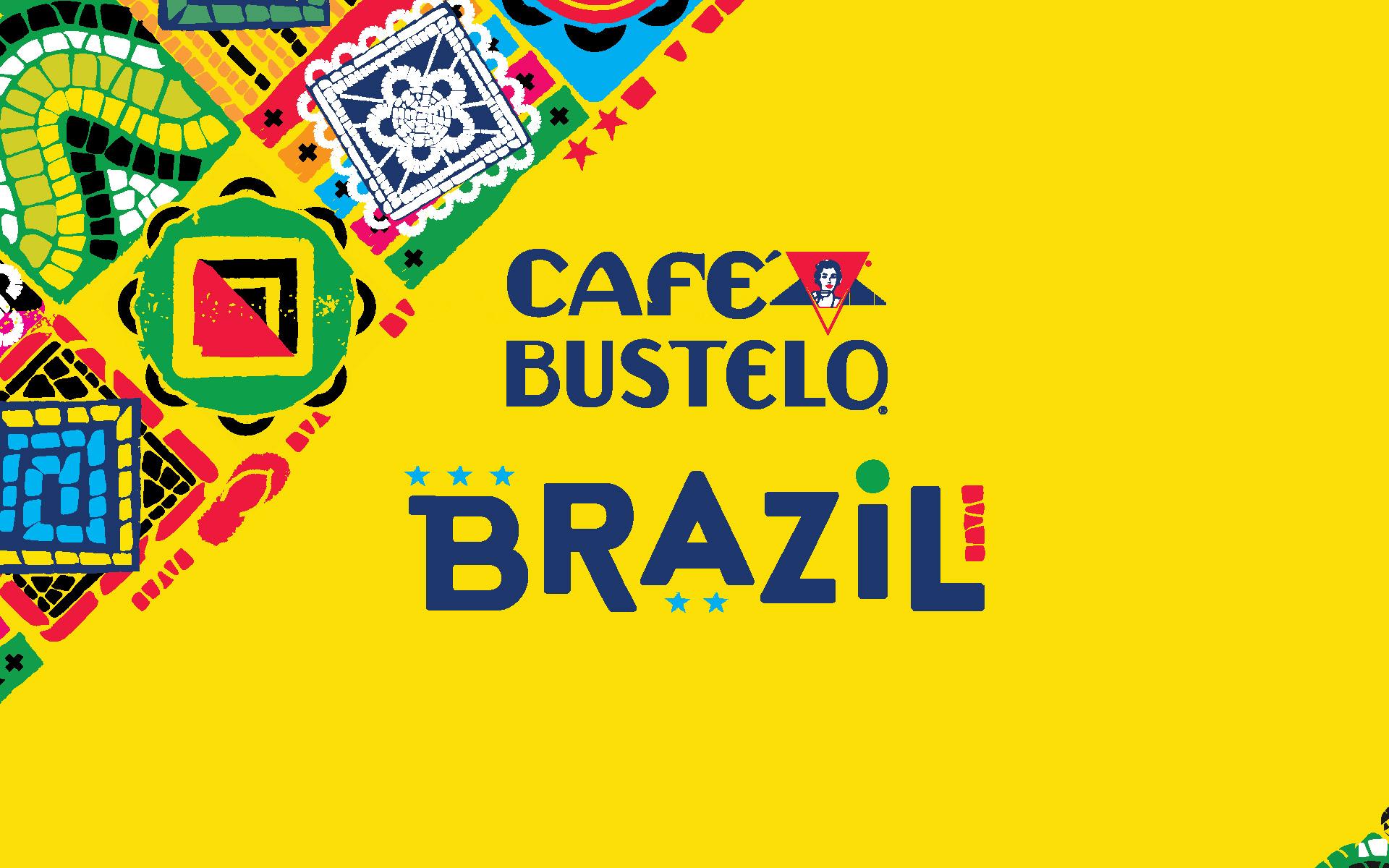 Cafe Bustelo Brazil  - Brand Identity