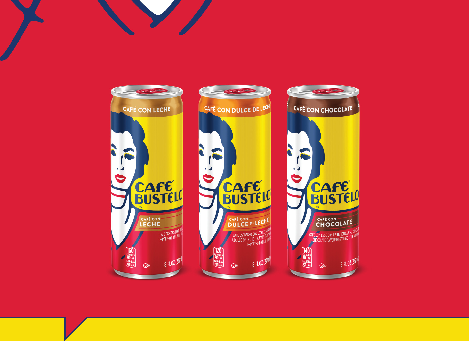 Cafe Bustelo - Packaging Design
