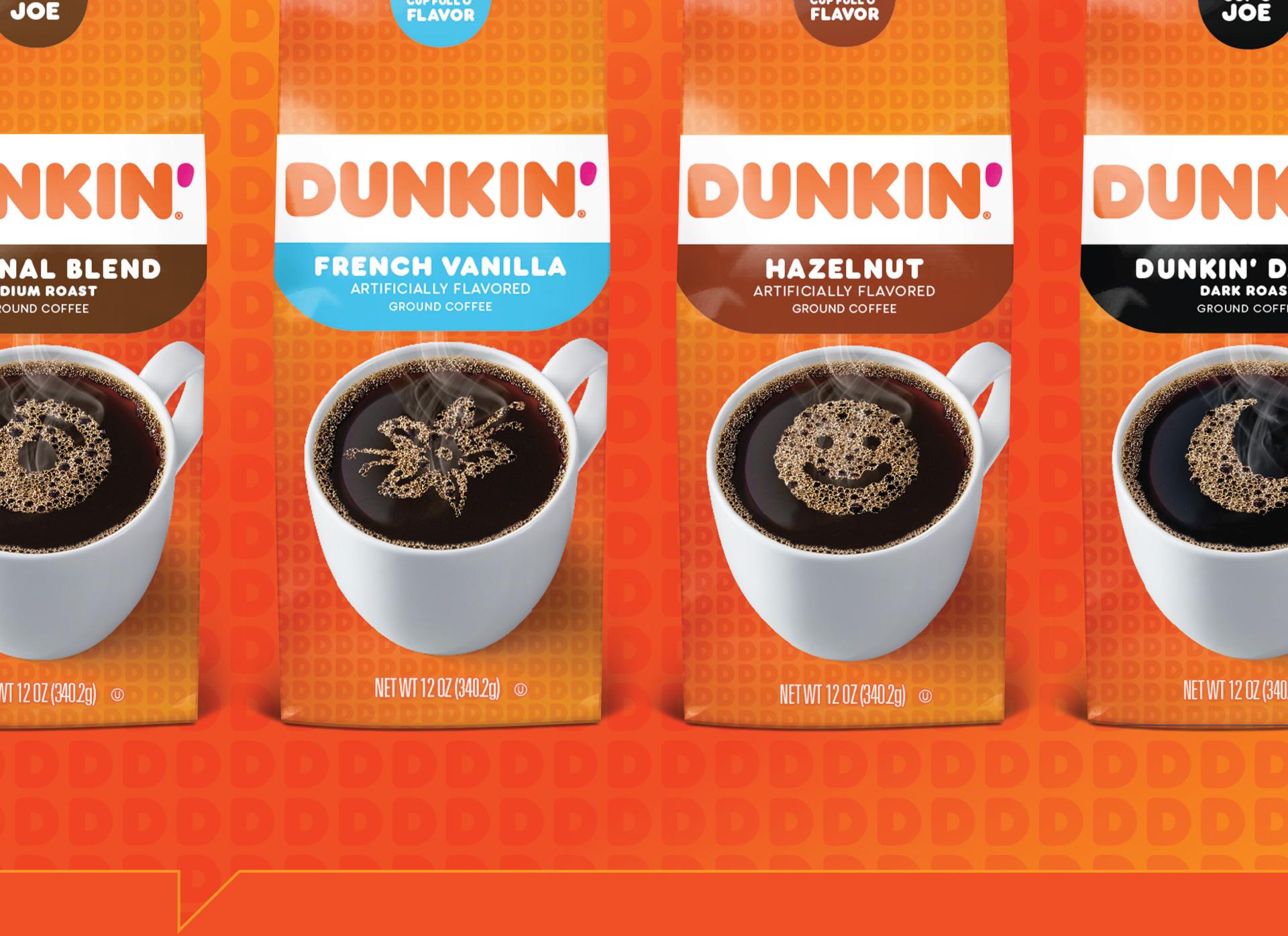 Dunkin - Packaging Design