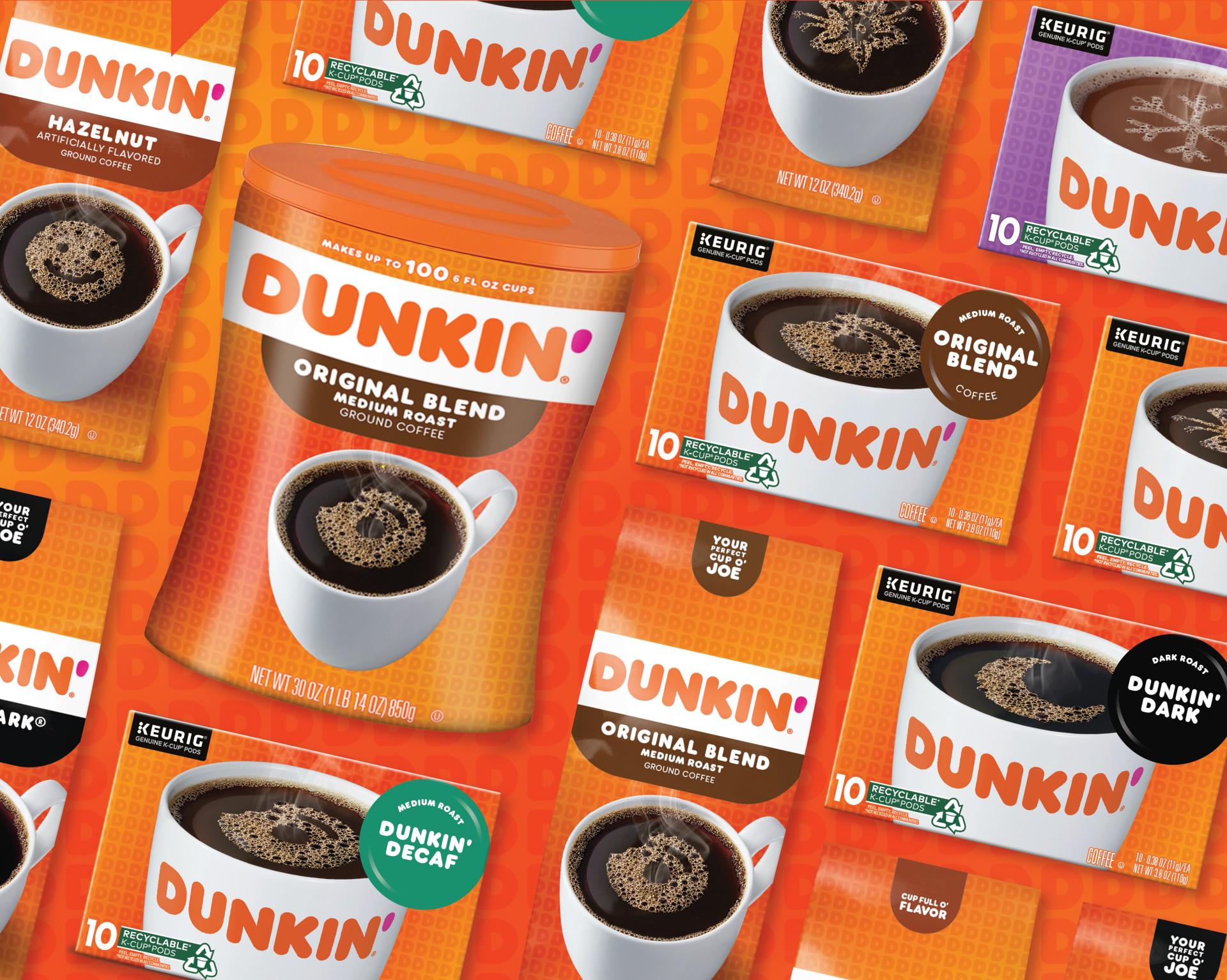 Dunkin - Packaging Portfolio