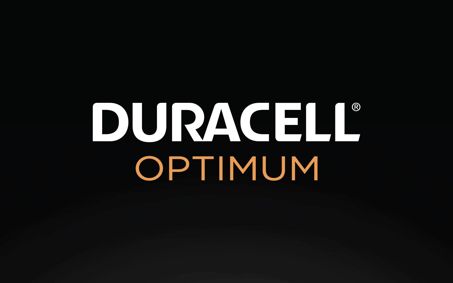 Duracell Optimum  - Brand Identity