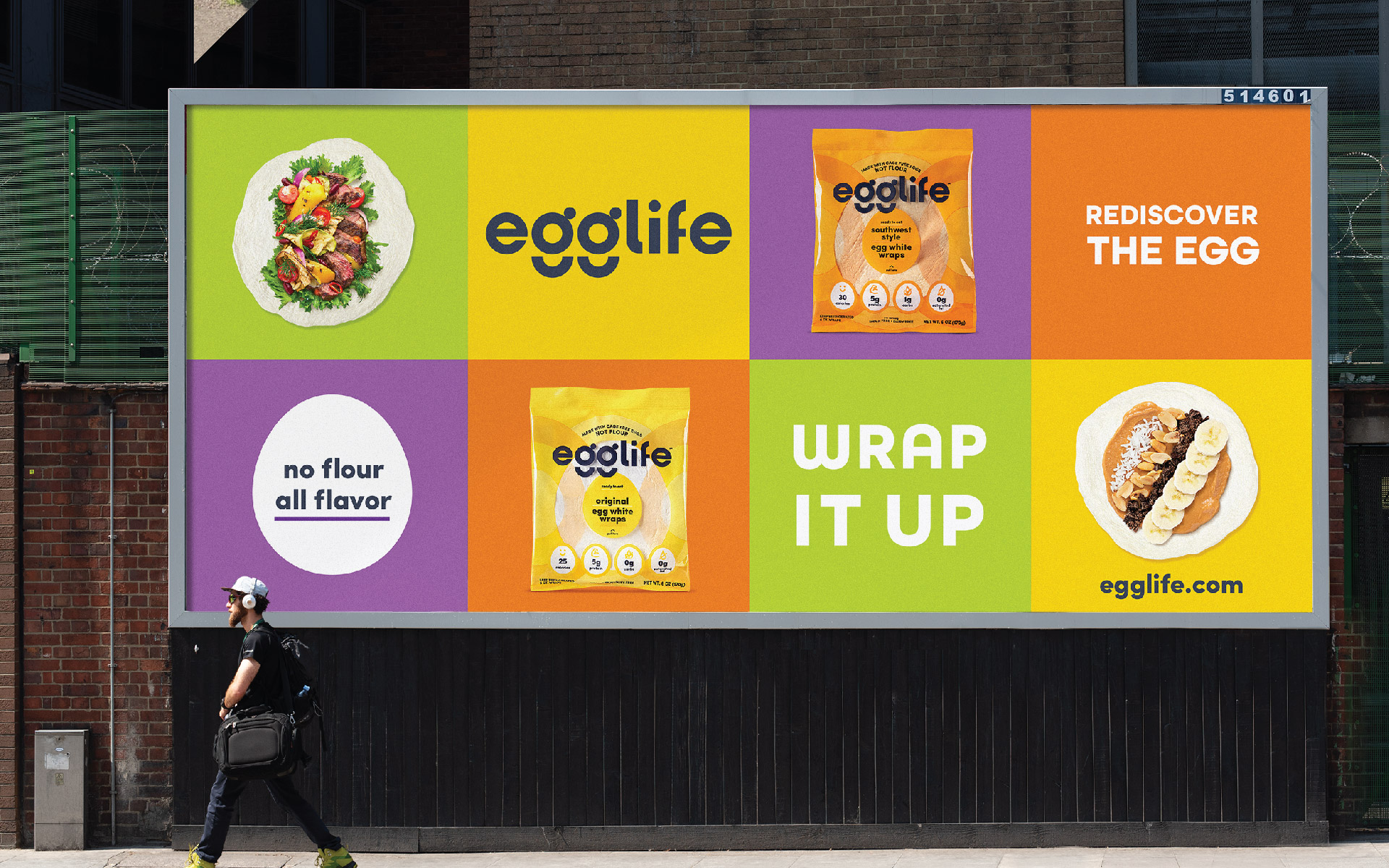 Egglife - Brand Activation