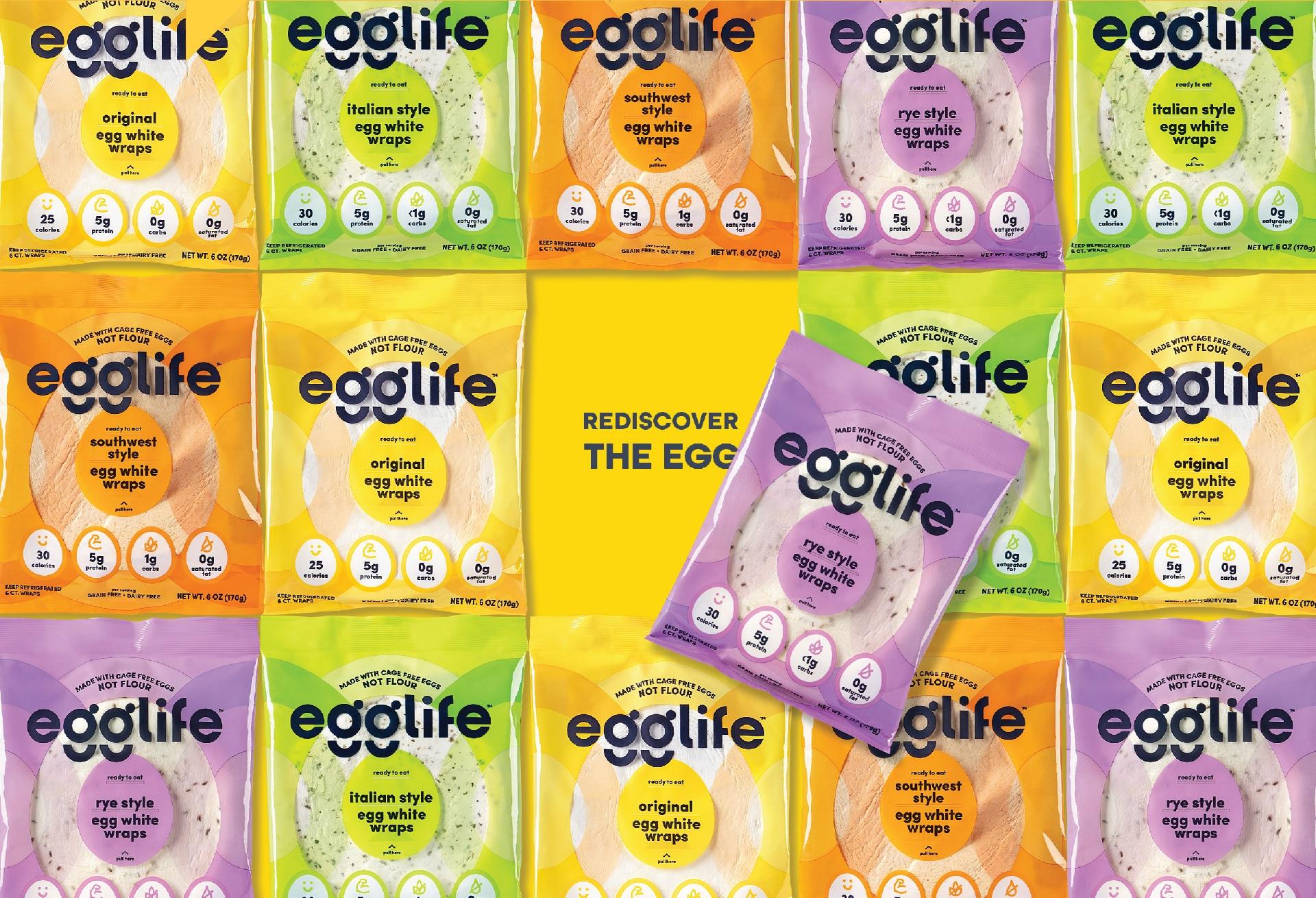 Egglife - Packaging Design Portfolio