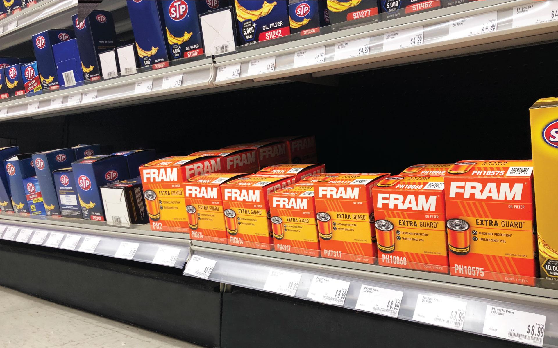 FRAM - In Store