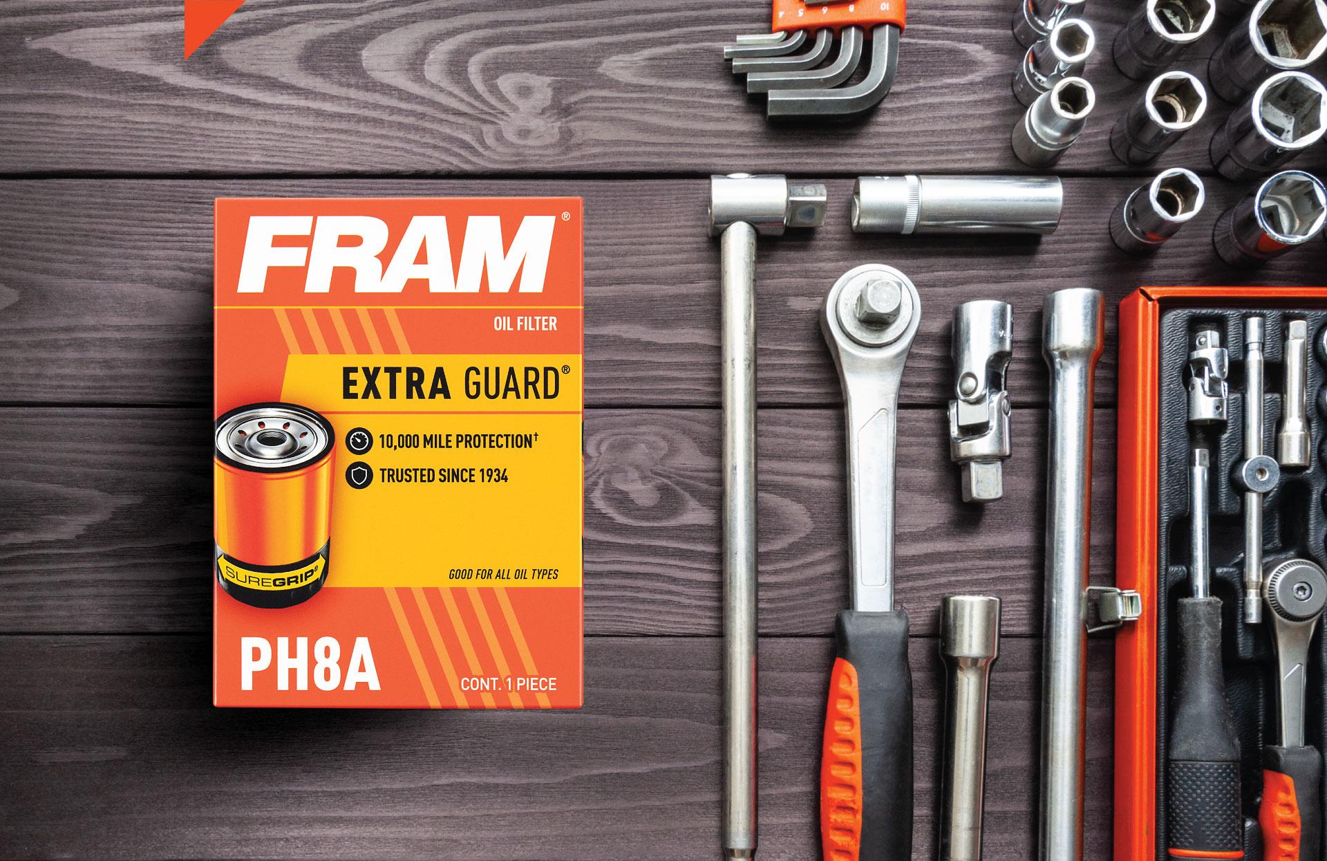 FRAM - In-Use
