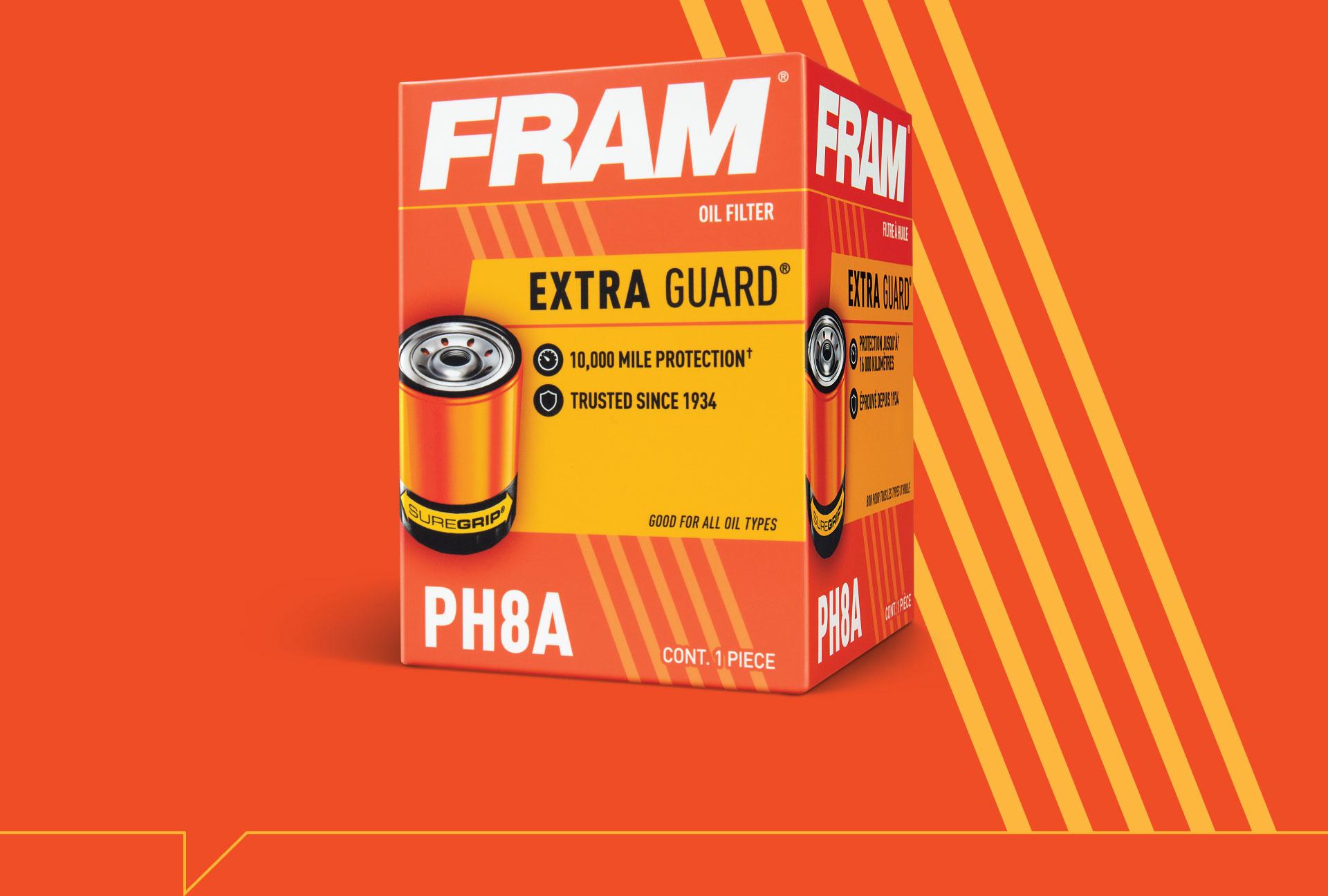 FRAM - Packaging Design