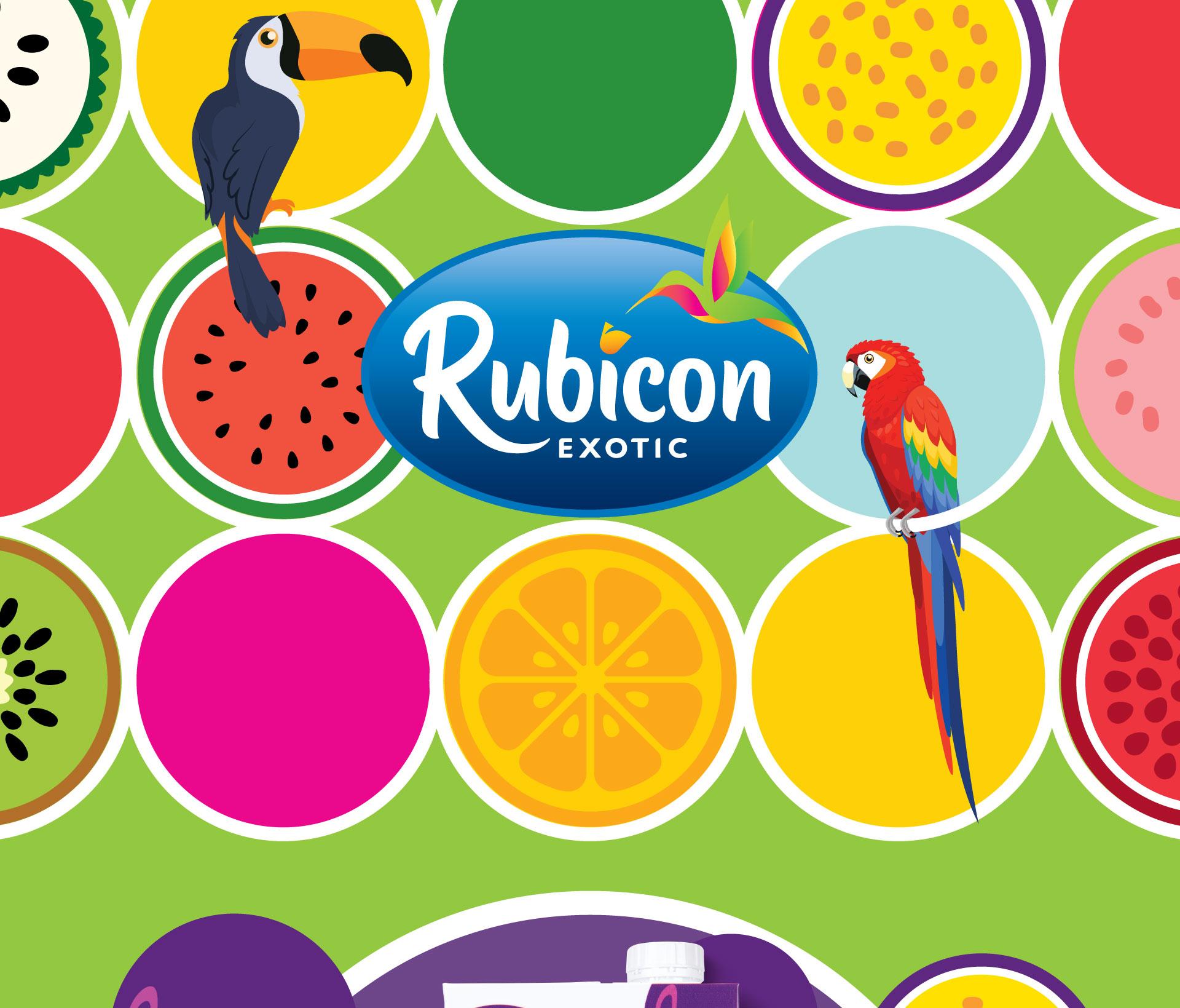 Rubicon - Brand Identity