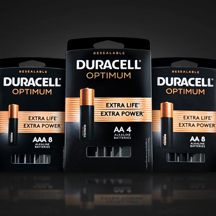 Duracell Optimum - Case Study