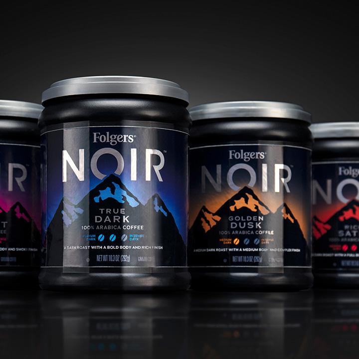 Folgers Noir - Case Study