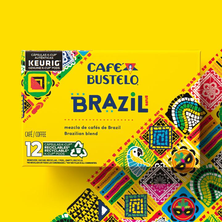 Cafe Bustelo Brazil - Case Study